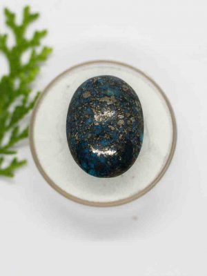 blue turqoise feroza is a rear type of gemstone