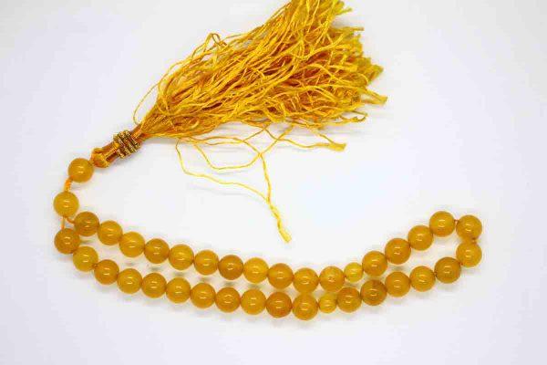 zard aqeeq,yellow aqeeq tasbeeh is a type of tasbeeh